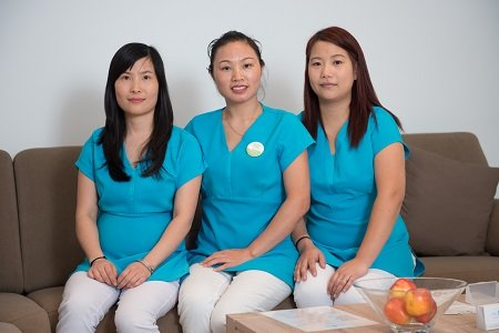 Sino Spa Team